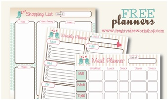 February Planners
